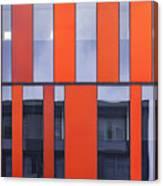 Modern Architecture Canvas Print