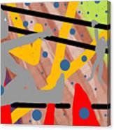 Modern Art Viii Canvas Print