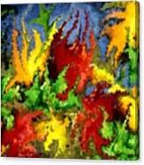 Modern Composition 23 Canvas Print
