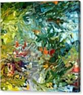 Modern Composition 31 Canvas Print