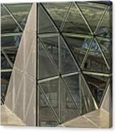 Modern Detail Panorama Canvas Print
