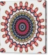 Modern Mandala Art 28 Canvas Print