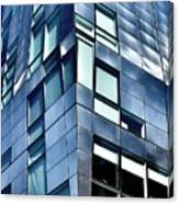 Modern Ny Building Canvas Print