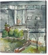 Modern Spring Canvas Print