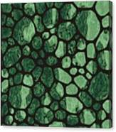 Modern Stone Canvas Print