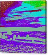 Modified Landscape D4 Canvas Print