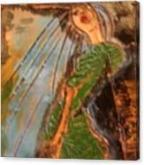 Modupe - Tile Canvas Print