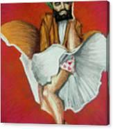 Mohammad Monroe Canvas Print