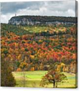 Mohonk Tower Canvas Print