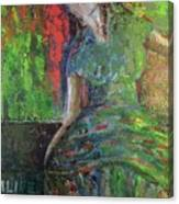 Molly Malone Canvas Print