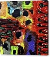 Mom, I Got Sick - V1ca60 Canvas Print