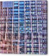 Moma Abstract Canvas Print