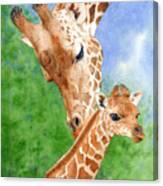 Momma Love Canvas Print