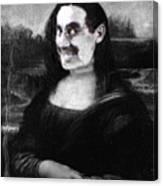 Mona Grouchironi Canvas Print