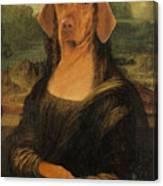 Mona Visla Canvas Print