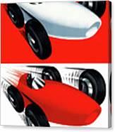 Monaco 1959 Canvas Print