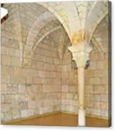 Monastery Of St. Bernard De Clairvaux 3 Canvas Print