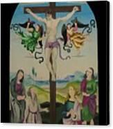 Mond Crucifixion Canvas Print