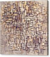 Mondrian: Composition, 1913 Canvas Print