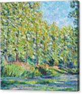 Monet Canvas Print
