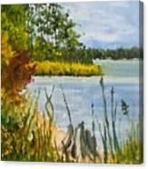 Monford Point Canvas Print