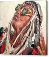 Mongo Canvas Print