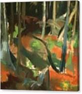 Monhegan Maine Canvas Print