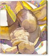 Monkey Bait Canvas Print
