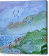 Monkeys Head Point Oregon Canvas Print