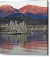 Mono Lake Sunrise 1 Canvas Print