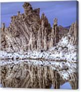 Mono Lake Tufa Canvas Print