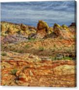 Monoliths Canvas Print
