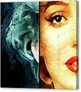 Monroe Panel A Canvas Print