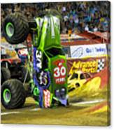 Monster Jam 2 Canvas Print