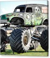 Monster Truck 4 Canvas Print