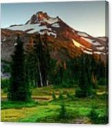 Montain Canvas Print