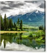 Montana Beauty Canvas Print