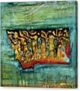 Montana Brookie Canvas Print