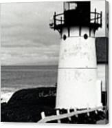 Montara Lighthouse Canvas Print
