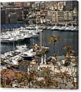 Monte Carlo 10 Canvas Print