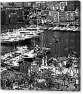 Monte Carlo 10b Canvas Print