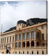 Monte Carlo 8 Canvas Print