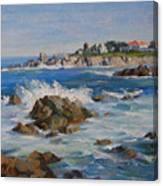 Monterey Bay Canvas Print