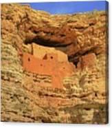 Montezuma Castle National Monument Canvas Print