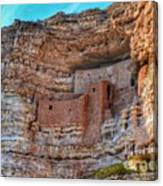Montezuma Castle  Canvas Print