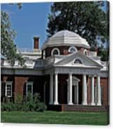 Monticello Canvas Print