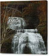 Montour Falls Canvas Print