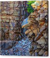 Monument Cove II Canvas Print