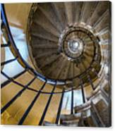 Monument Stairs Canvas Print