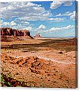 Monument Valley National Park Canvas Print
